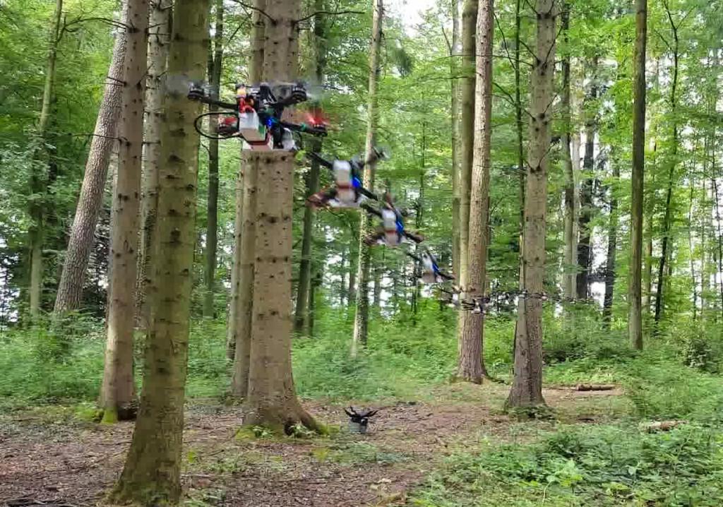 Τεχνητή νοημοσύνη πιλοτάρει drone στο άγνωστο