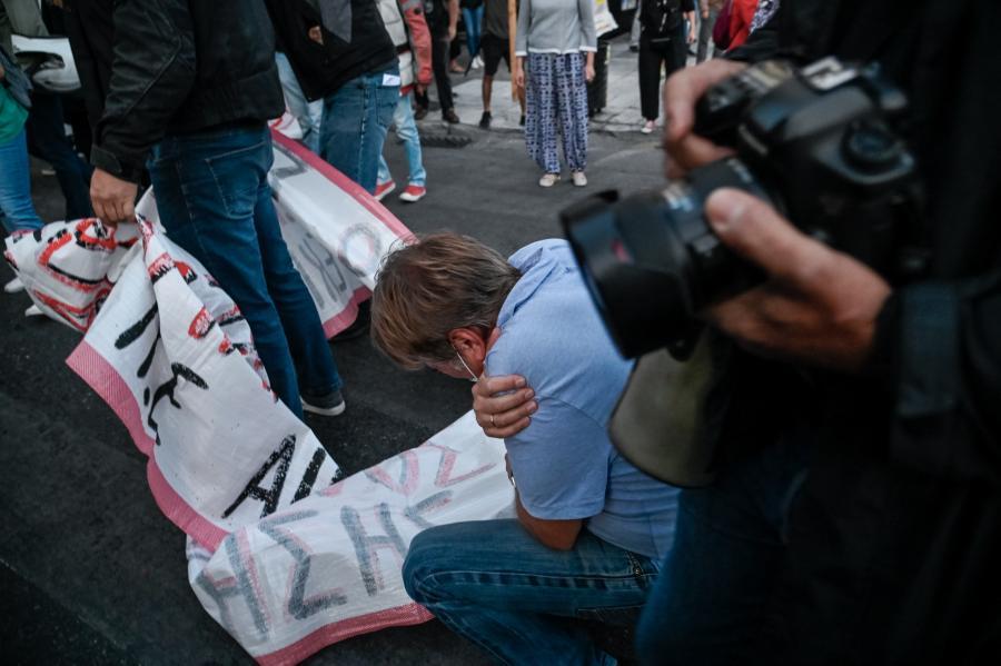 Πανεκπαιδευτικό συλλαλητήριο – Απρόκλητη επίθεση των ΜΑΤ καταγγέλλουν οι εκπαιδευτικοί – Ένας τραυματίας