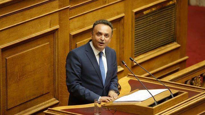 Βουλή – Απορρίφθηκε η αίτηση άρσης ασυλίας του βουλευτή της ΝΔ Σταύρου Κελέτση