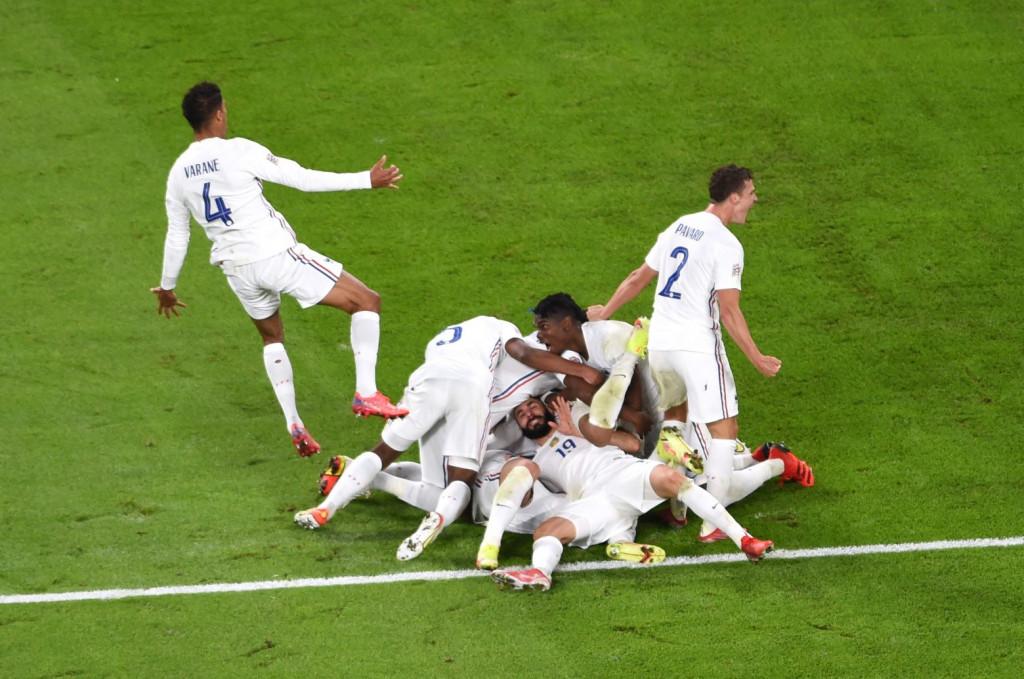 Βέλγιο – Γαλλία 2-3