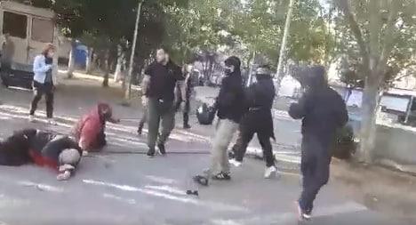 Νέο Ηράκλειο – Συνελήφθη ένας από τους δράστες της επίθεσης σε εκδήλωση της ΚΕΕΡΦΑ