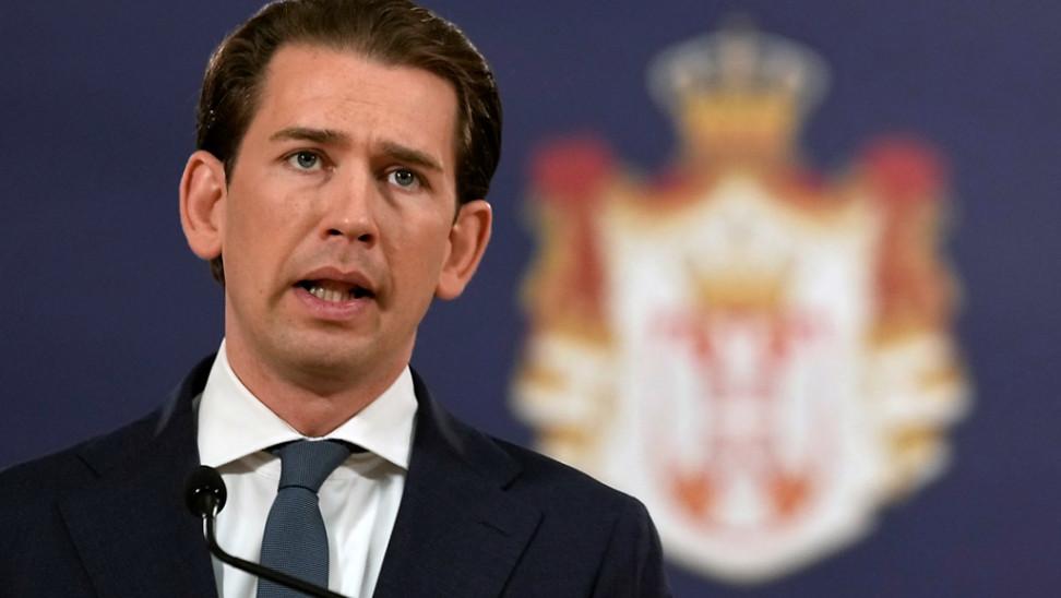 Αυστρία – Παραιτήθηκε ο καγκελάριος Σεμπάστιαν Κουρτς