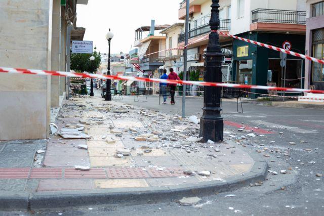 Σεισμός στην Κρήτη – Κλειστά τα σχολεία στο Μαλεβίζι την Τετάρτη