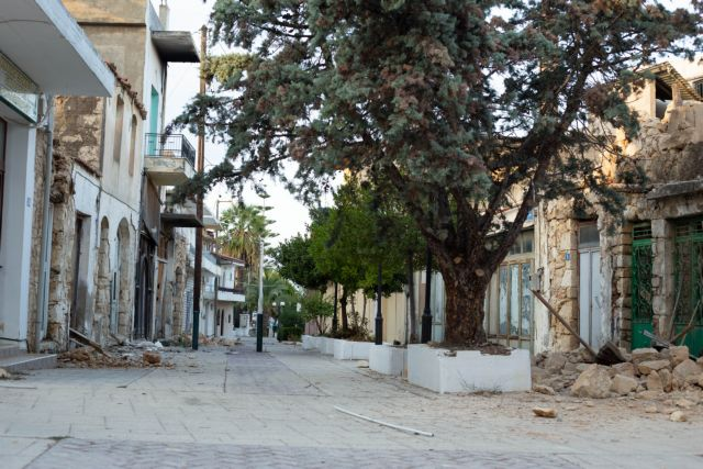 Σεισμός στην Κρήτη – Προβληματισμένοι οι επιστήμονες για τη δόνηση των 6,3 Ρίχτερ – Δεν αποκλείουν μετασεισμό πάνω από 5 Ρίχτερ