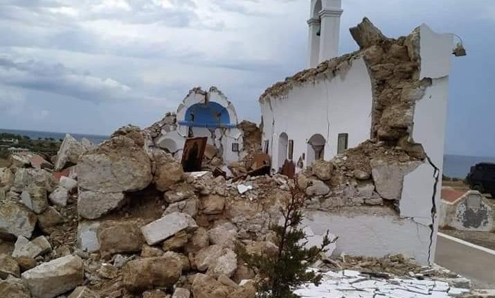 Κρήτη: Την Παρασκευή 15/10 η δεύτερη πληρωμή για τους σεισμόπληκτους | kriti seismos 1 1