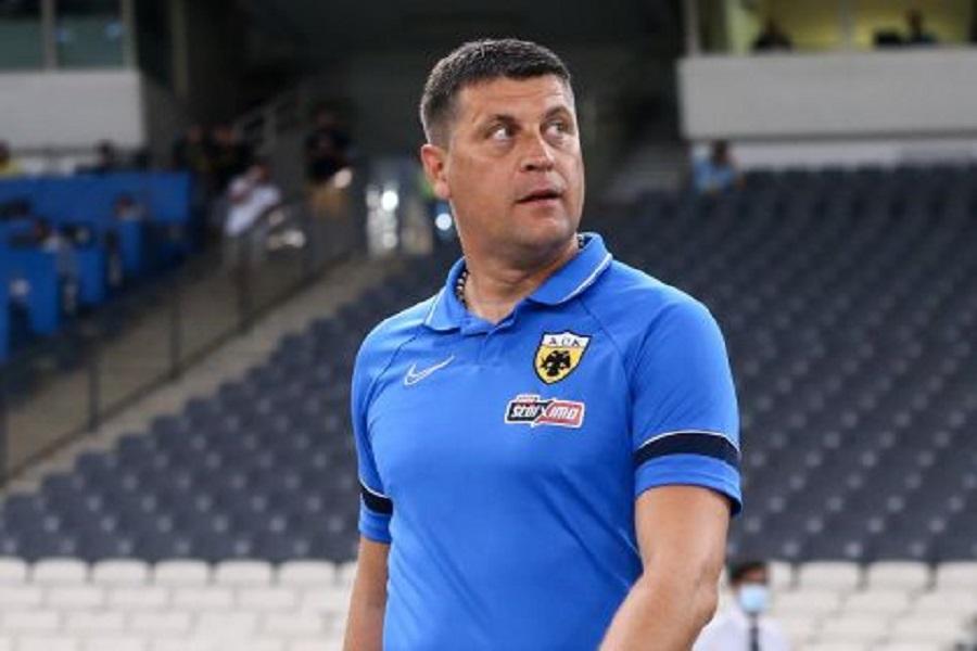 Επίσημο – Τέλος ο Μιλόγεβιτς από την ΑΕΚ!