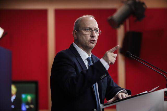 Οικονόμου – Καιροσκοπισμός Τσίπρα η καταψήφιση της συμφωνίας με τη Γαλλία