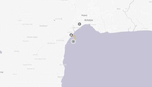 Η Τουρκία βγάζει ξανά το Oruc Reis στην Ανατολική Μεσόγειο