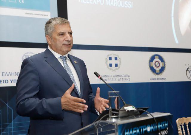 Πατούλης – Η Περιφερειακή Διαχείριση κλειδί για τη βελτίωση του συστήματος της Πολιτικής Προστασίας