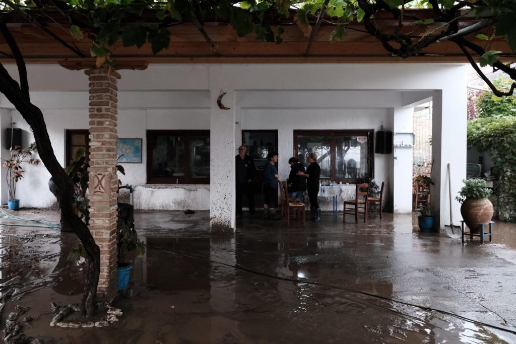 Λέκκας – Αυτές είναι οι 10 περιοχές της Ελλάδας που κινδυνεύουν άμεσα από πλημμύρες