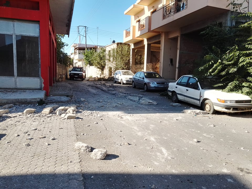 Τσελέντης για σεισμό στην Κρήτη – Δεν έχει σχέση με το Αρκαλοχώρι – Ο κόσμος να είναι ιδιαίτερα προσεκτικός