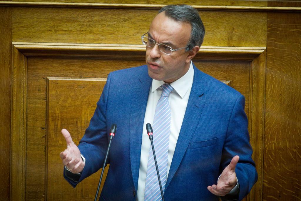 Σταϊκούρας – Μέχρι το 2ο τρίμηνο του 2022 η ενεργειακή κρίση