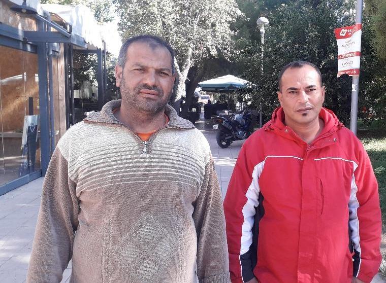 Αιγύπτιοι αλιεργάτες – Με το δίκιο μας και την αλληλεγγύη βάλαμε τη Χρυσή Αυγή στη φυλακή και οι γειτονιές ανάσαναν