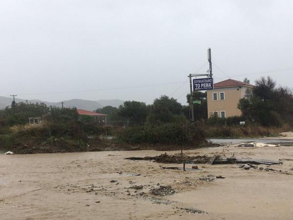 Αγιά Λάρισας – Ο δήμος ζητά να κηρυχθεί σε κατάσταση έκτακτης ανάγκης