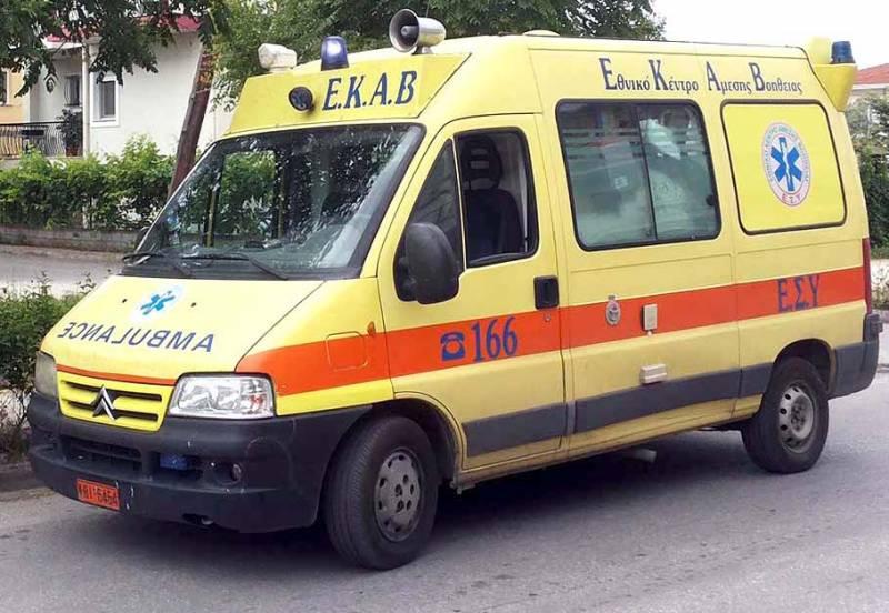 Θεσσαλονίκη – Εργατικό ατύχημα στην Πυλαία – Άνδρας έπεσε από ύψος